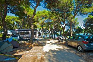 Standard A – zone sea - Camping Arena Pomer
