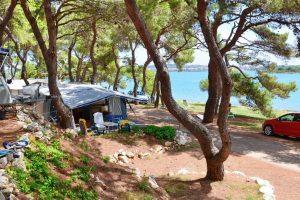 Standard B – zone sea - Campsite Arena Pomer