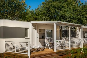 Camping Porto Sole Standard mobile homes