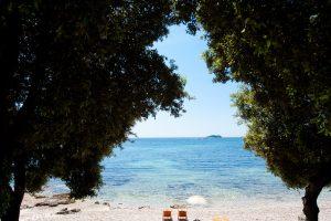 campeggio Porto Sole spiaggia