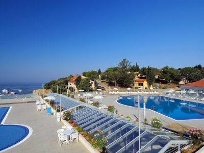 Kamp Porto Sole resort Pentalon bazen | AdriaCamps