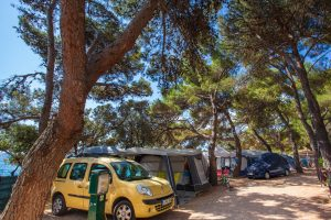 Superior - Campingplatz Rapoća