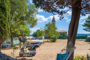 campeggio Rapoca rilassarsi