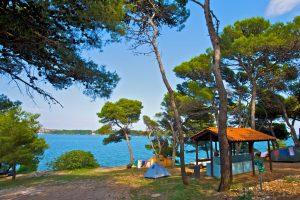Standard B – zone sea - Camping Arena Runke