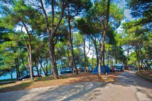 Standard A – zone sea - Camping Arena Runke