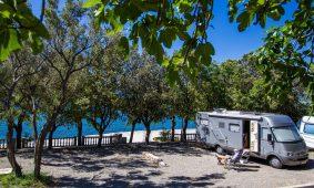 Campingplatz Selce