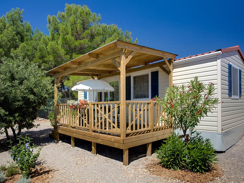 Campsite krila stara ba ka island of krk adriacamps - The mobile house on the unstable island ...
