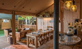 Kamp Slamni - Fishermans Glamping Village interijer | AdriaCamps