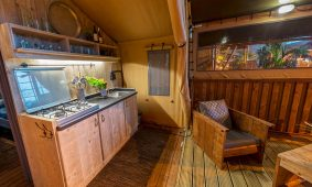 Glamping Safari Woody 27