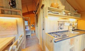 Glamping Luxury Lodge 40