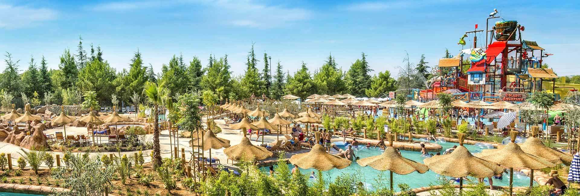 Kamp Solaris Beach Resort