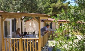 Kamp Solitudo mobilna kucica | AdriaCamps