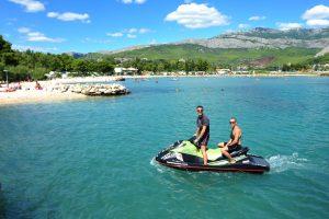Camping Stobrec Split jet ski