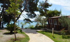 Kamp Stobrec mobilne kucice uz more | AdriaCamps