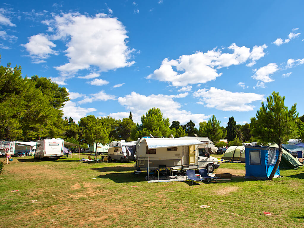 campingplatz arena stoja pula istrien adriacamps. Black Bedroom Furniture Sets. Home Design Ideas
