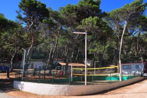 Camping Tasalera Beach Volleyball