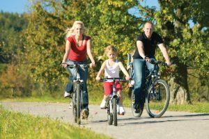 Campeggio Turist Grabovac Ciclismo famigliare | AdriaCamps