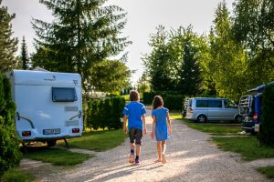 Camping place - Campingplatz Turist Grabovac