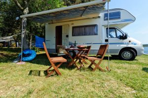 Camping place - Campsite Valkanela