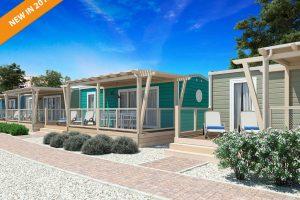 Campeggio Zablace: Marena Premium casa mobile 2017 | AdriaCamps