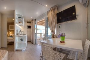 Campsite Zablace Marena Premium mobile homes interior | AdriaCamps