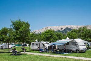 Comfort Mare - Campingplatz Zablaće