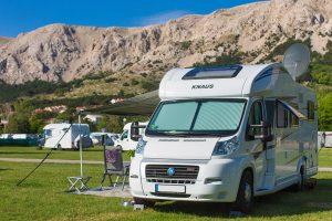Comfort - Campingplatz Zablaće