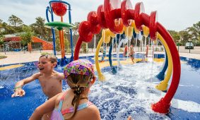 Kamp Zaton Holiday Resort novi Spray Park   AdriaCamps