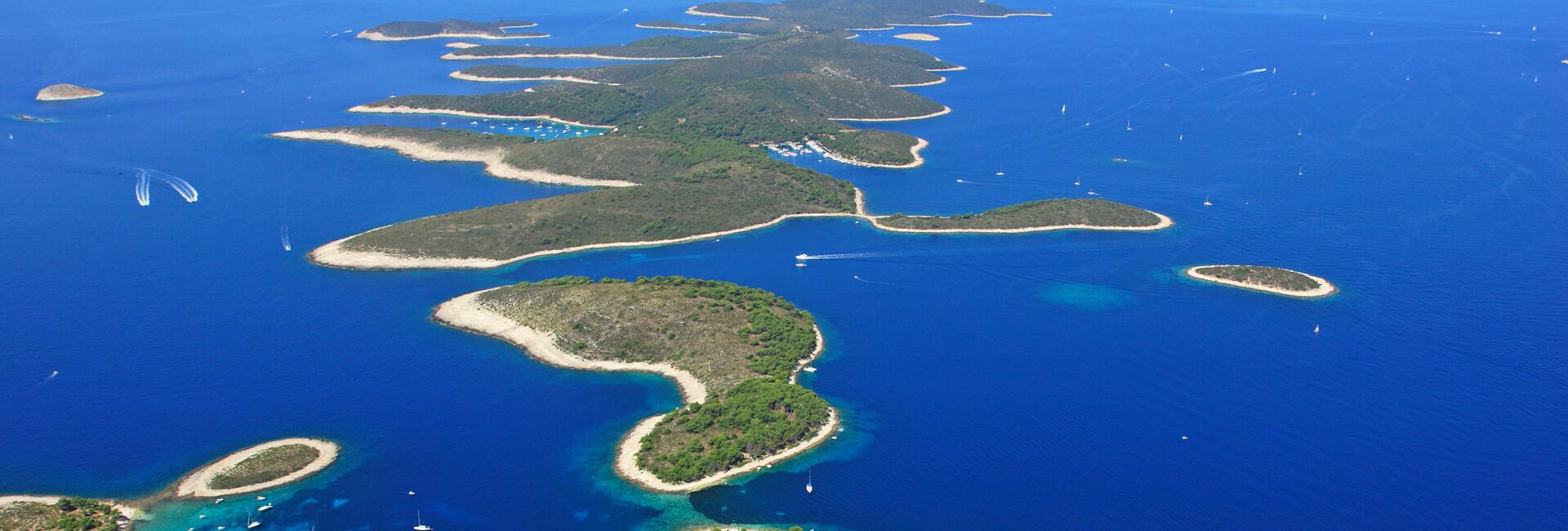Hrvatski otoci | Adria Camps