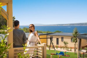 Bella Vista Premium – garden terrace - Case mobili