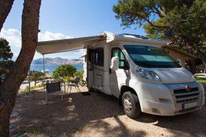 Naturistički kamp Bunculuka premium mare parcela | AdriaCamps