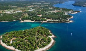 Parcela Camping place sea