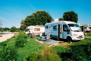 Naturist Camping Koversada standplaatsen