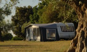 Piazzola Camping place