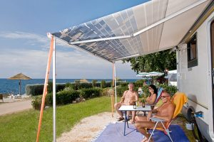 Naturist Camping Solaris pitch
