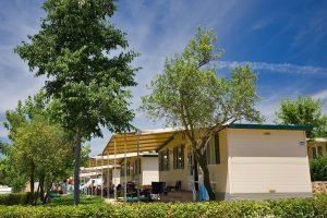Naturist Campeggio Valalta casa mobile classico