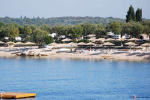 naturista Valalta Camping Spiaggia