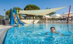 Fotografije Labin Marina - Kamp Marina - djecji bazen kampa | AdriaCamps