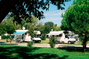 Camping place - Campeggio Veštar
