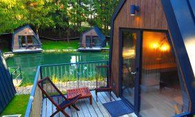 Glamping Lake House
