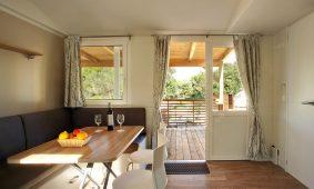 Kamp Solitudo superior mobilna kućica interijer | AdriaCamps