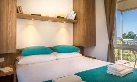 Kamp Aminess Park Mareda, Mirami Premium, spavaca soba | AdriaCamps