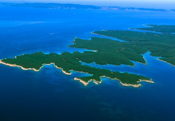 Campsites on Croatian islands | AdriaCamps