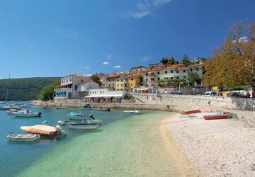 Camping in Labin and Rabac | Adria Camps