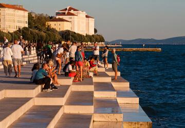 Campeggio in Dalmazia, Zadar | Adria Camp