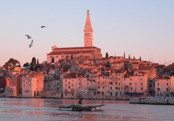 Stacaravans in Rovinj | AdriaCamps