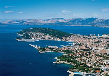 kampiranje Split | Adria Camps