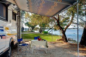 Premium Mare - Campsite Brioni