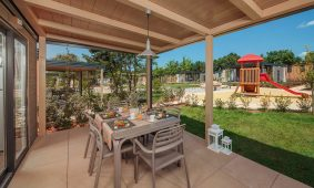 Mobilheim Mediterranean Garden Premium