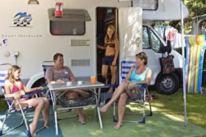 Standard - Campingplatz Orsera